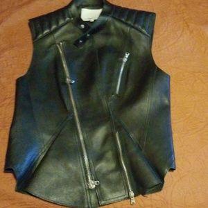 3.1 Phillip's lim black vest size 6